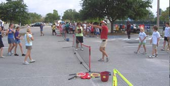 VOLUNTEER at Lee County Community Tennis Association