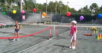 Junior Tennis Lessons and Clinics in Lee County, Florida