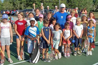FLORIDA JUNIOR TENNIS PROGRAMS