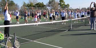 USTA Florida Senior Mini Tennis