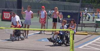 FLORIDA WHEELCHAIR TENNIS